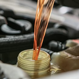 Sun Auto Service Fluid Replacement