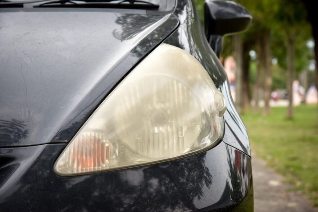 Used Car Inspection Checklist: Check the Headlights