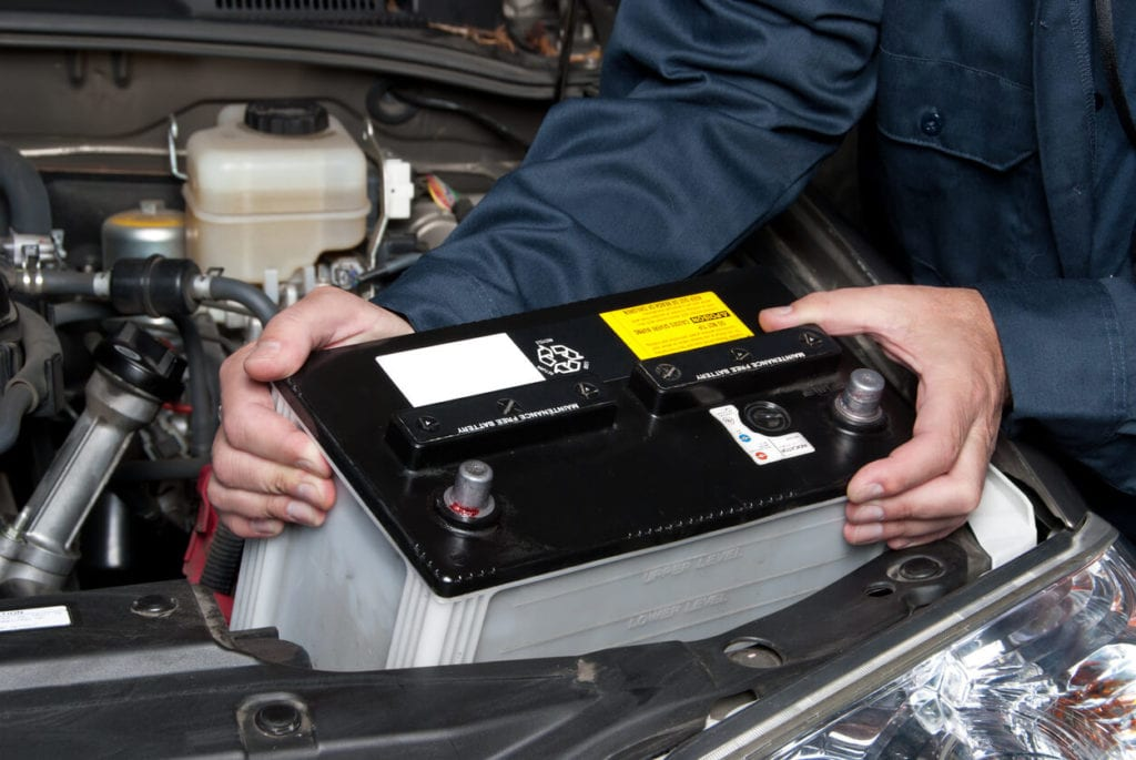 Car Battery Maintenance - What causes a car battery to die?