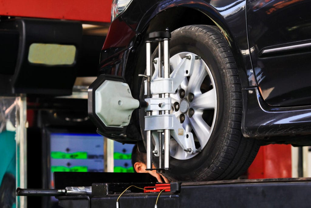 Wheel Alignment vs. Front End Alignment