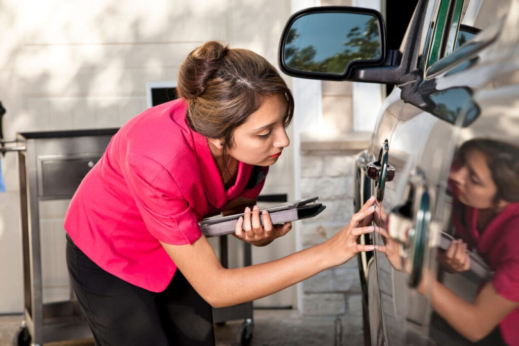 Texas Vehicle Inspection